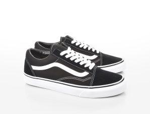 Vans – ΟLD SΚΟΟL – BLACK