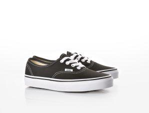 Vans – U AUTHENTIC BLACK – BLACK