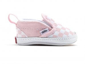 Vans – IN SLIP-ON V CRIB – (CHECKERBRD)BLSHNGBRDTRWT