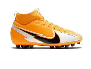 Nike – JR SUPERFLY 7 ACADEMY AG – LASER ORANGE/BLACK-WHITE-LASER ORANGE
