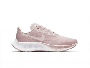 Nike – WMNS NIKE AIR ZOOM PEGASUS 37 – CHAMPAGNE/BARELY ROSE-WHITE
