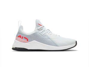 Nike – WMNS NIKE AIR MAX BELLA TR 3 – WHITE/BRIGHT CRIMSON-FOOTBALL GREY