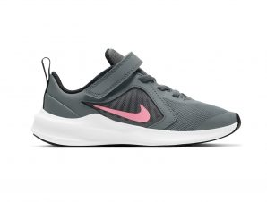 Nike – NIKE DOWNSHIFTER 10 (PSV) – SMOKE GREY/SUNSET PULSE-BLACK-WHITE
