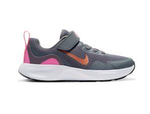 Nike – NIKE WEARALLDAY (PS) – SMOKE GREY/METALLIC COPPER-PINK GLOW