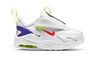 Nike – NIKE AIR MAX BOLT (TDE) – WHITE/BRIGHT CRIMSON-VOLT-INDIGO BURST
