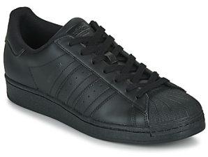 Xαμηλά Sneakers adidas SUPERSTAR ΣΤΕΛΕΧΟΣ: Δέρμα και συνθετικό & ΕΠΕΝΔΥΣΗ: Ύφασμα & ΕΣ. ΣΟΛΑ: Ύφασμα & ΕΞ. ΣΟΛΑ: Καουτσούκ