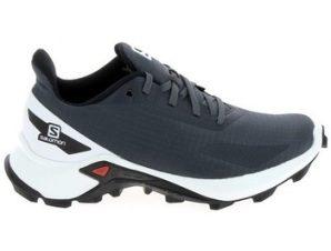 Παπούτσια για τρέξιμο Salomon Alphacross Blast K Noir Blanc