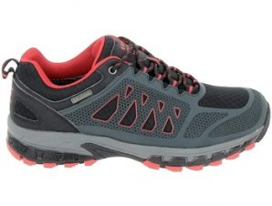 Παπούτσια για τρέξιμο Elementerre Izulu Noir Rouge