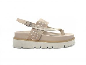 Kendall and Kylie – K&K SHOES LIAN -80190 * NUDE/NUDE – TYPE