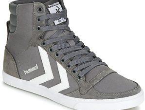 Ψηλά Sneakers Hummel TEN STAR HIGH ΣΤΕΛΕΧΟΣ: Δέρμα / ύφασμα & ΕΠΕΝΔΥΣΗ: Συνθετικό & ΕΣ. ΣΟΛΑ: Συνθετικό & ΕΞ. ΣΟΛΑ: Καουτσούκ