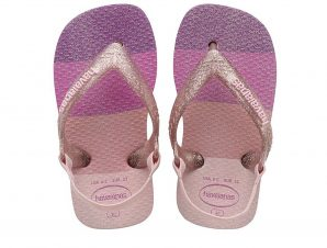 Havaianas – BABY PALETTE GLOW – CANDY PINK