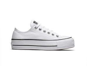 Converse – CHUCK TAYLOR ALL STAR LIFT – 102-WHITE/BLACK/WHITE