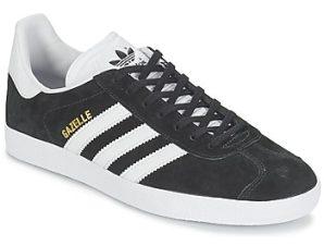 Xαμηλά Sneakers adidas GAZELLE ΣΤΕΛΕΧΟΣ: Δέρμα και συνθετικό & ΕΠΕΝΔΥΣΗ: Ύφασμα & ΕΣ. ΣΟΛΑ: Ύφασμα & ΕΞ. ΣΟΛΑ: Καουτσούκ