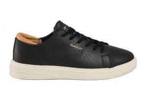 "Gant ανδρικά sneakers με διάτρητες λεπτομέρειες και logo print ""Fairville"" – 22631633 – Λευκό"