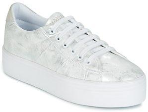 Xαμηλά Sneakers No Name PLATO SNEAKER ΣΤΕΛΕΧΟΣ: Δέρμα και συνθετικό & ΕΠΕΝΔΥΣΗ: Ύφασμα & ΕΣ. ΣΟΛΑ: Ύφασμα & ΕΞ. ΣΟΛΑ: Καουτσούκ