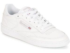 Xαμηλά Sneakers Reebok Classic CLUB C 85 ΣΤΕΛΕΧΟΣ: Δέρμα & ΕΠΕΝΔΥΣΗ: Ύφασμα & ΕΣ. ΣΟΛΑ: Ύφασμα & ΕΞ. ΣΟΛΑ: Καουτσούκ