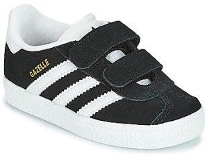 Xαμηλά Sneakers adidas GAZELLE CF I ΣΤΕΛΕΧΟΣ: Δέρμα και συνθετικό & ΕΠΕΝΔΥΣΗ: Ύφασμα & ΕΣ. ΣΟΛΑ: & ΕΞ. ΣΟΛΑ: Καουτσούκ