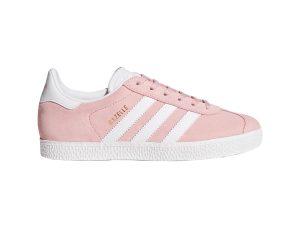 Adidas παιδικά αθλητικά παπούτσια με κορδόνια Gazelle – BY9544 – Ροζ