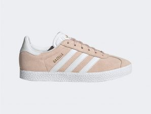 """Adidas παιδικά sneakers suede """"Gazelle"""" – H01512 – Ροζ"""
