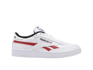 "Reebok ανδρικά αθλητικά sneakers με κορδόνια ""Club C Revenge"" – EF3220 – Λευκό"