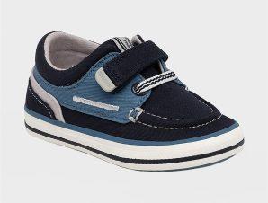 Mayoral βρεφικά boat παπούτσια colourblocked (20-25) – 41286 – Μπλε Σκούρο