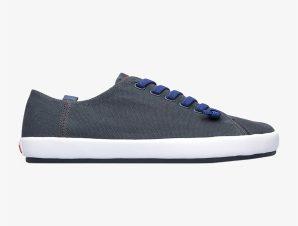 "Camper ανδρικά sneakers με ελαστικά κορδόνια κορδόνια ""Peu Rambla"" – 18869-069 – Μπλε Σκούρο"