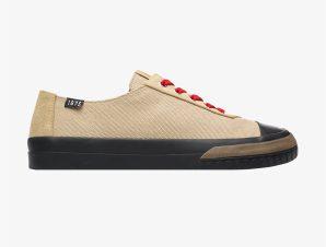 "Camper ανδρικά ρουστίκ sneakers ""Camaleon"" – K100674-001 – Μπεζ"