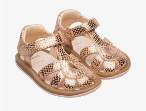 "Camper βρεφικά μεταλλιζέ παπούτσια ""Bicho"" – K800363-005 – Ροζ"