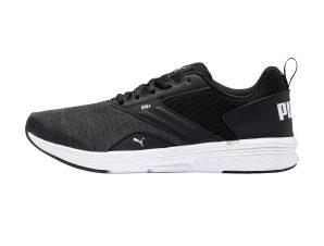 "Puma ανδρικά αθλητικά παπούτσια Training ""NRGY Comet"" – 190556 – Μαύρο"