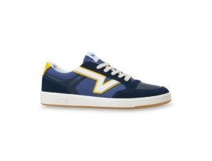 Vans Serio Collection Lowland VN0A4TZY06L1 Ανδρικό Sneaker Μπλέ