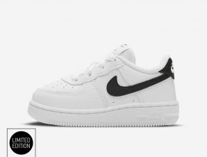Nike Air Force 1 Βρεφικά Παπούτσια (9000055516_37530)